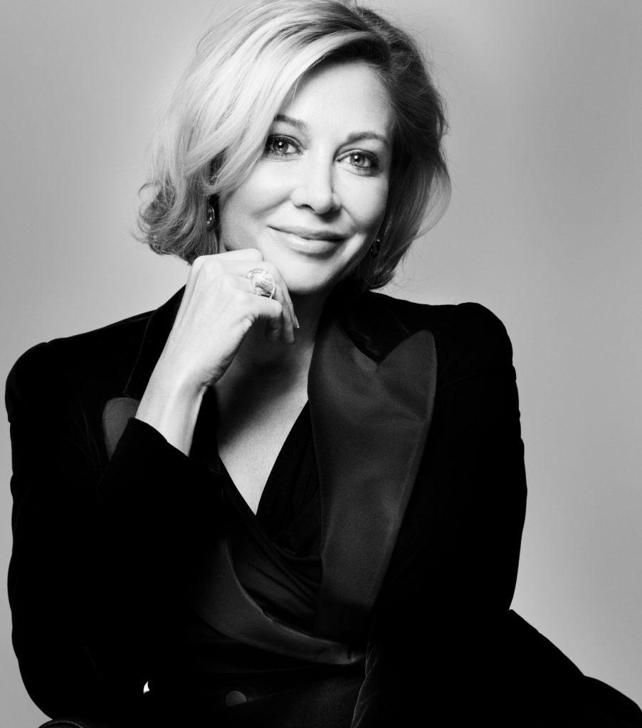 Nadja Swarovski Wins Business 'Leader Of The Year Award